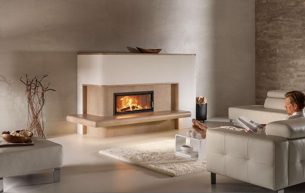 kachelofen kamin kaminofen was ist was. Black Bedroom Furniture Sets. Home Design Ideas